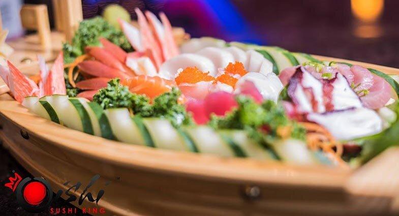 Miraculous Sushi King Beutiful Home Inspiration Semekurdistantinfo