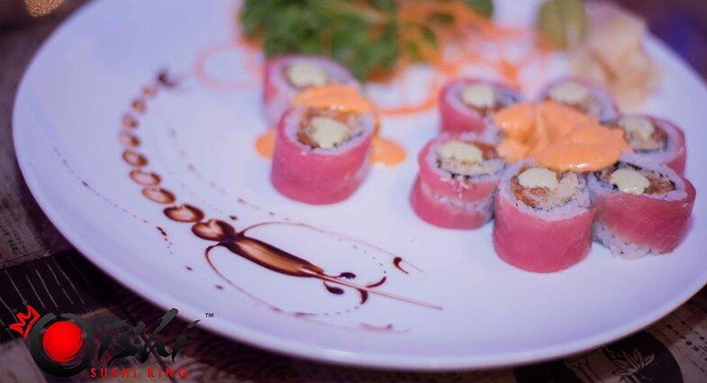 Outstanding Sushi King Beutiful Home Inspiration Semekurdistantinfo