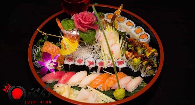 Awe Inspiring Sushi King Beutiful Home Inspiration Semekurdistantinfo